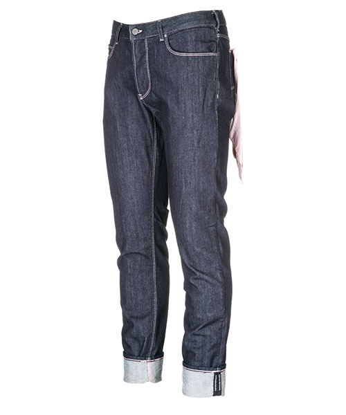 Herren jeans denim slim fit secondary image