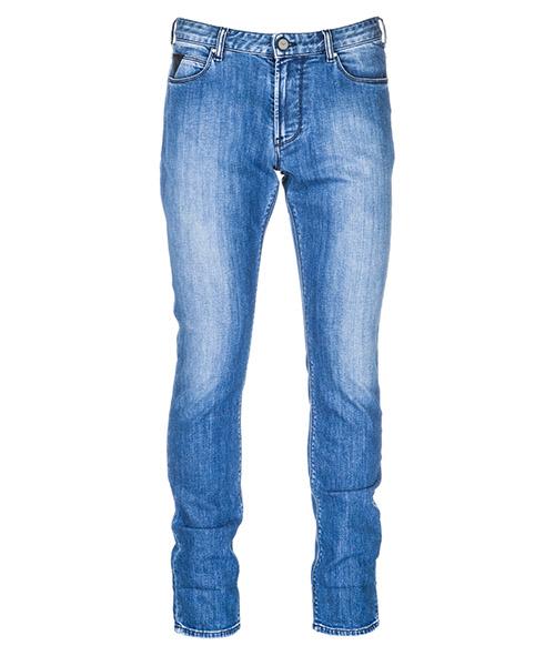 Jeans Emporio Armani 3G1J361D5JZ0941 denim blu