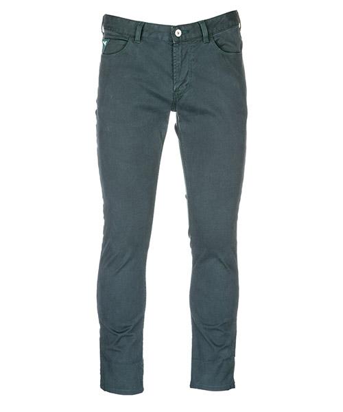 Trousers Emporio Armani 3G1J361N51Z0537 verde scuro