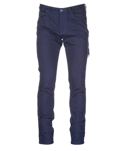 Trousers Emporio Armani 3G1J361N79Z0951 blu