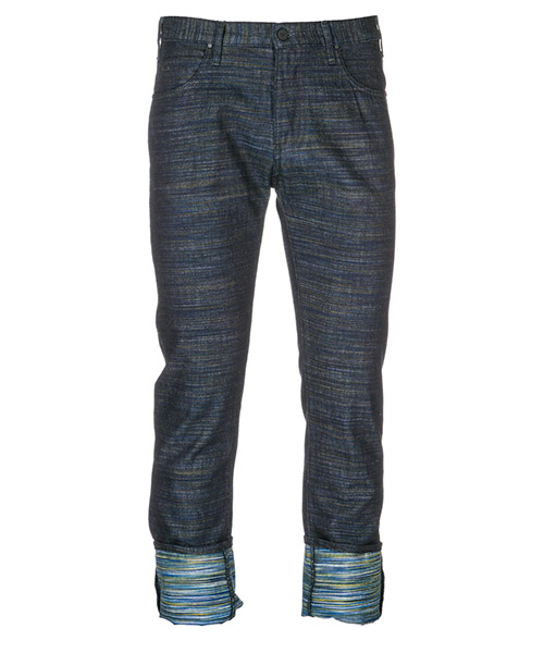 Jeans Emporio Armani 3G1J451D3QZ0005 denim nero