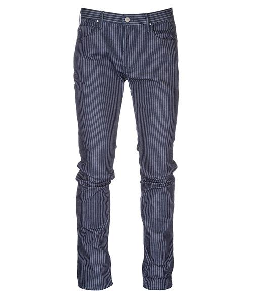 Trousers Emporio Armani 3G1J451D3RZF903 blu