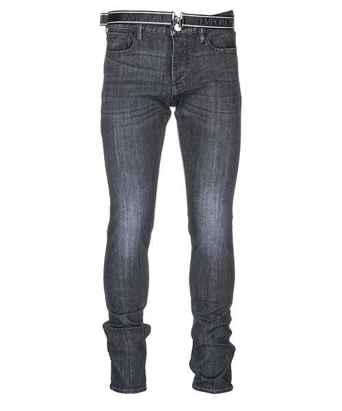 Jeans Emporio Armani 3G1J751DHCZ0006 denim nero