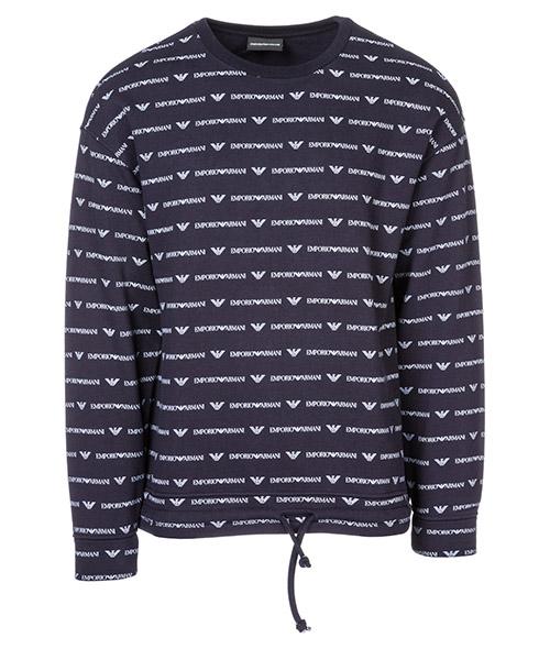Sweatshirt Emporio Armani 3G1M611J36Z0924 blu