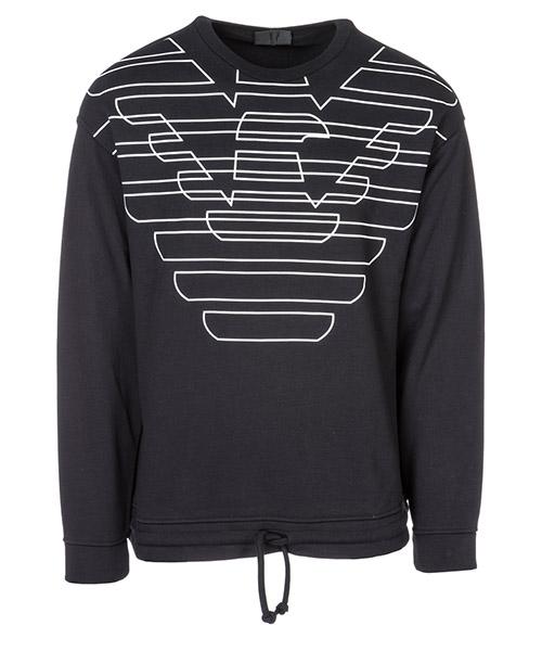 Sweatshirt Emporio Armani 3G1ME61J36Z0999 nero