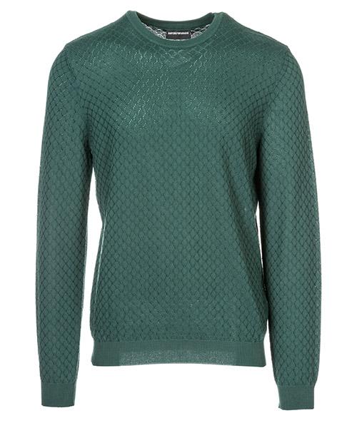 Suéter Emporio Armani 3G1MTP1M6CZ0581 verde