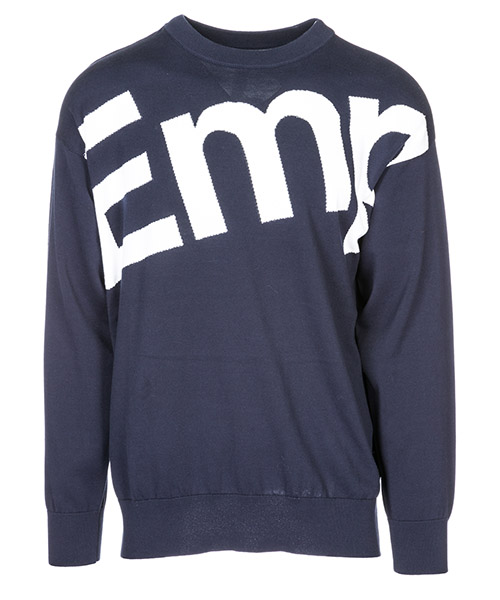 Suéter Emporio Armani 3G1MY51MSXZ0922 blu navy