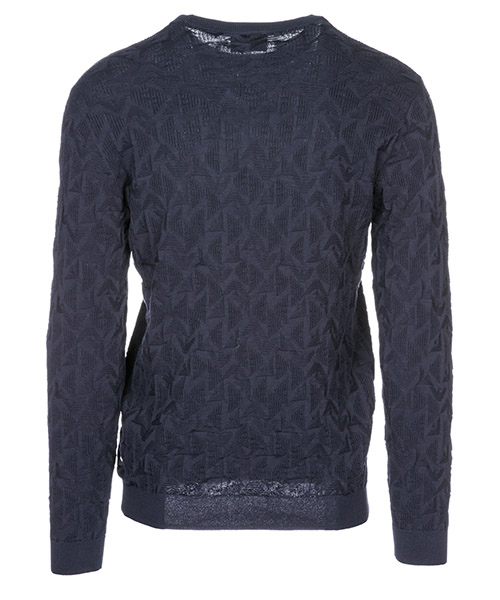 Pull ras du cou homme slim fit secondary image