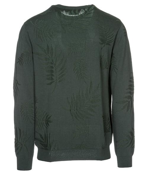 Men's crew neck neckline jumper sweater pullover regular fit secondary image