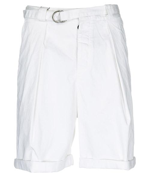 Shorts Emporio Armani 3G1PF01N4ZZ0100 bianco ottico