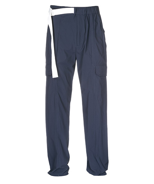 Trousers Emporio Armani 3G1PM11NHLZ0920 blu navy