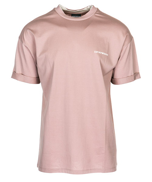 T-shirt Emporio Armani 3G1TM71JTUZ0350 rosa