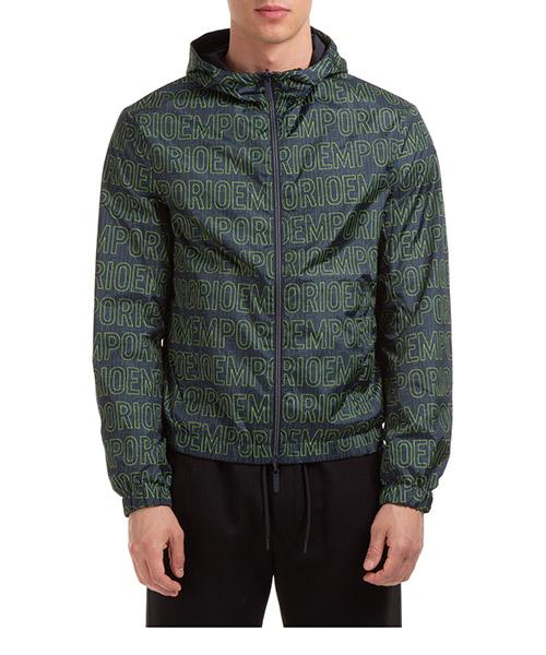 Jacket Emporio Armani 3H1B981NDZZF016 nero