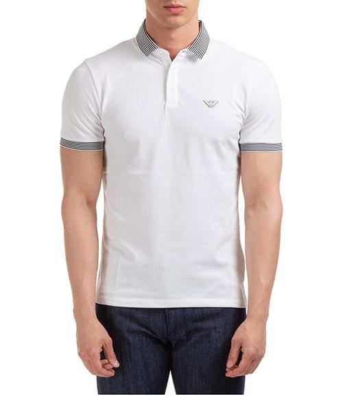 Polo shirts Emporio Armani 3H1F841J46Z0104 bianco