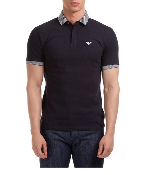 Polo shirts Emporio Armani 3H1F841J46Z0930 blu