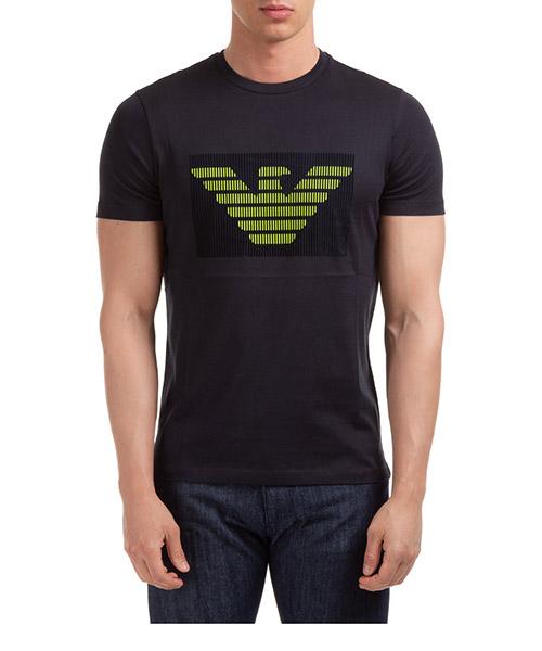 T-shirt Emporio Armani 3H1TB71J30Z0924 blu