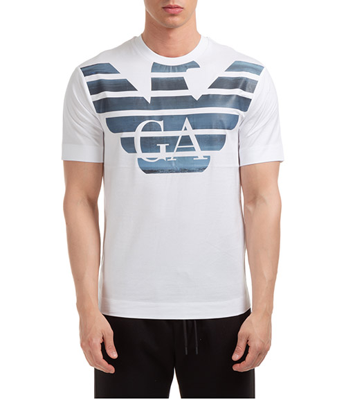 T-shirt Emporio Armani 3H1TM41JCQZF125 bianco