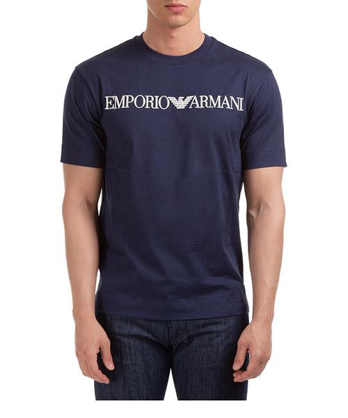 T-shirt Emporio Armani 3H1TP31JCQZG932 blu