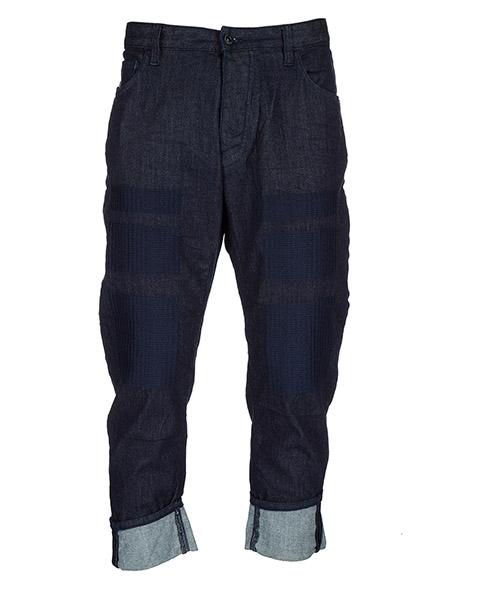 Jeans Emporio Armani 3Z1J041D4BZ0941 denim blu