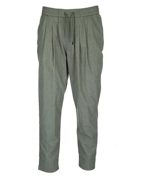Trousers Emporio Armani 3Z1P891NRFZ0581 verde