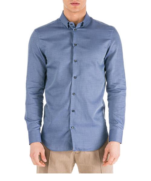 Рубашка Emporio Armani 41CA9L416F3041 blu