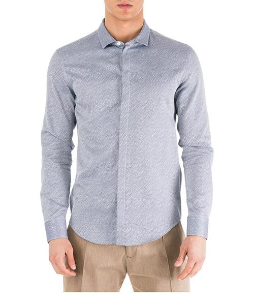 Рубашка Emporio Armani 41CC2L416F9041 blu