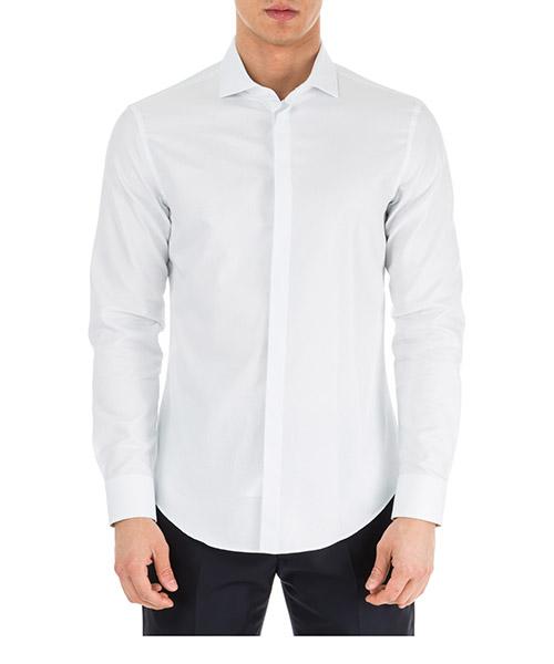 Рубашка Emporio Armani 41CD5L416F1041 bianco