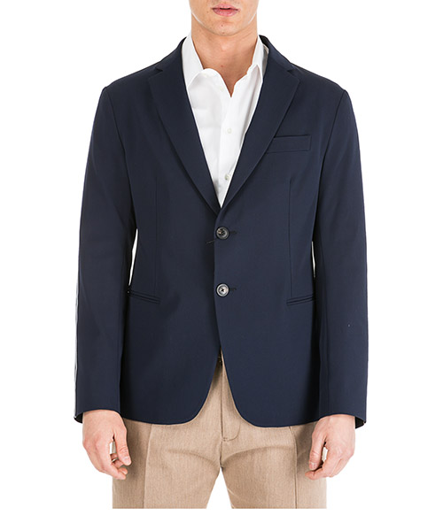 Куртка Emporio Armani 41G98S41507921 blu