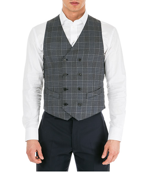 Waistcoat Emporio Armani 41K11041128631 grigio