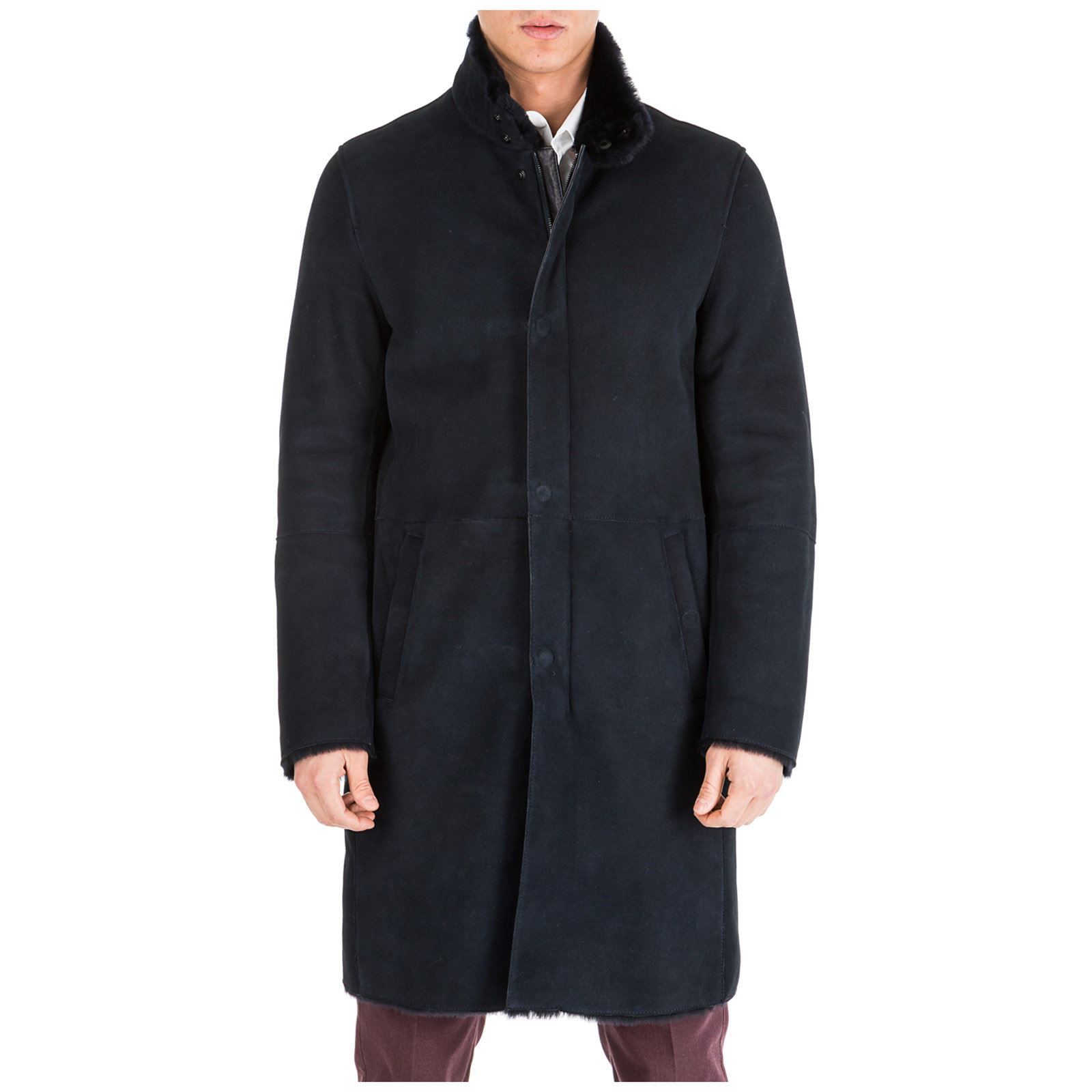 finest selection fd2f5 96b15 Cappotto uomo