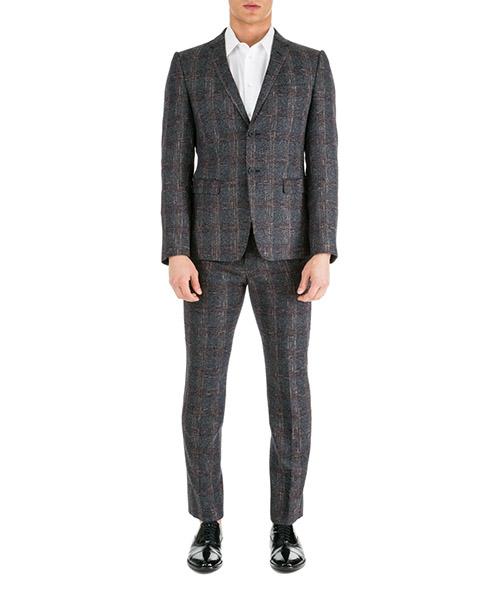 Costume Emporio Armani 41V18E41129638 grigio