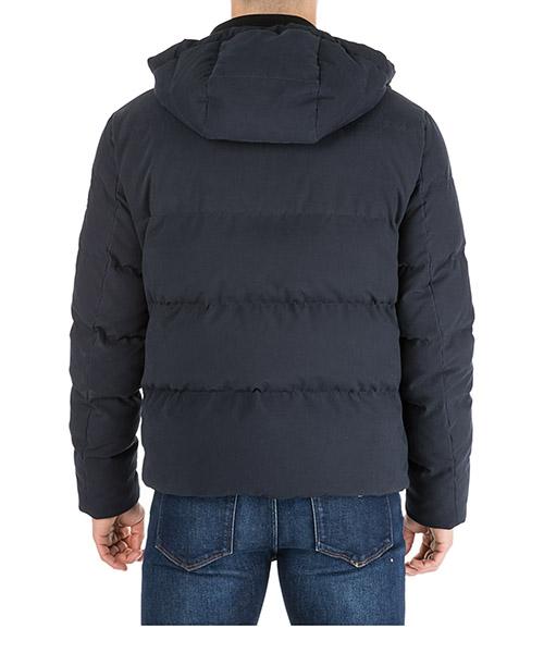 куртка мужская пуховик с капюшоном secondary image