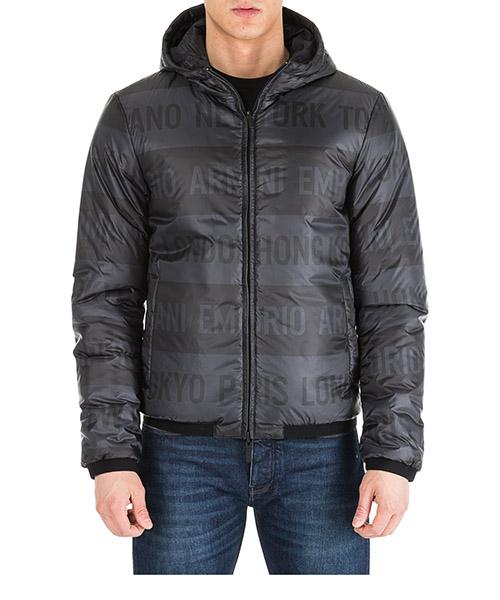 Jacket Emporio Armani 6G1B971NUNZF001 stampa città