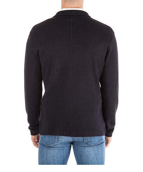 Cardigan maglione maglia uomo slim fit secondary image