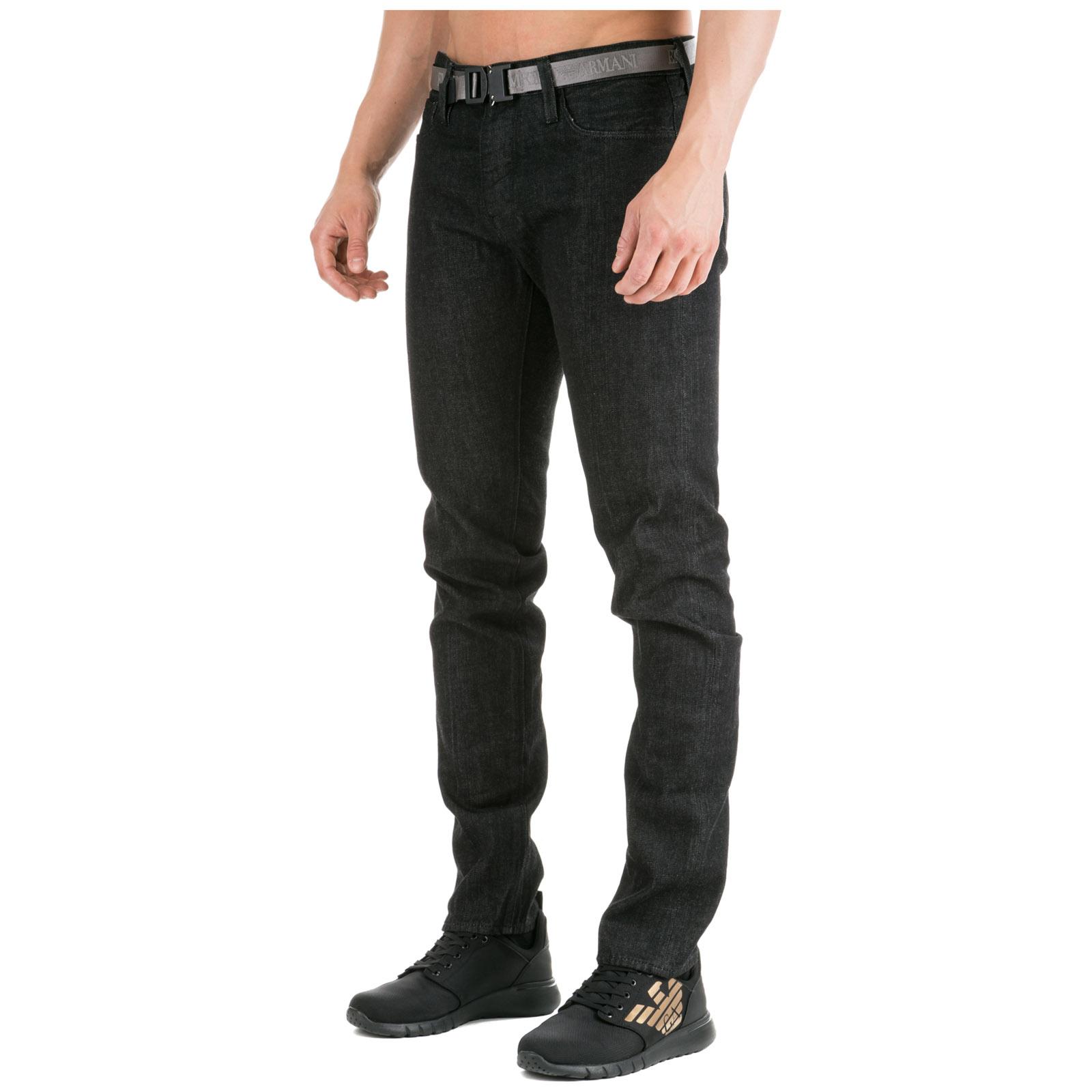 Uomo Jeans Slim Slim Fit Uomo Fit Jeans Armani Armani Jeans u1TJlFKc3
