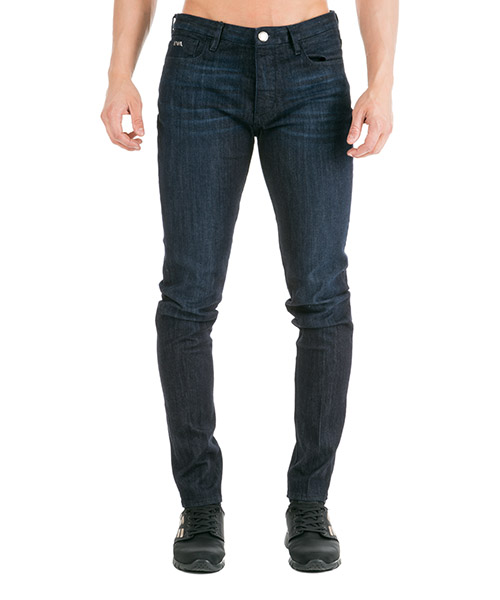 Jeans Emporio Armani 6G1J111D8EZ0940 denim blu