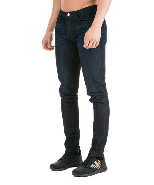 Men's jeans denim skinny fit secondary image