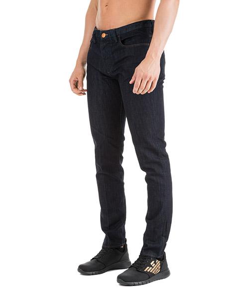 Herren jeans denim skinny fit secondary image