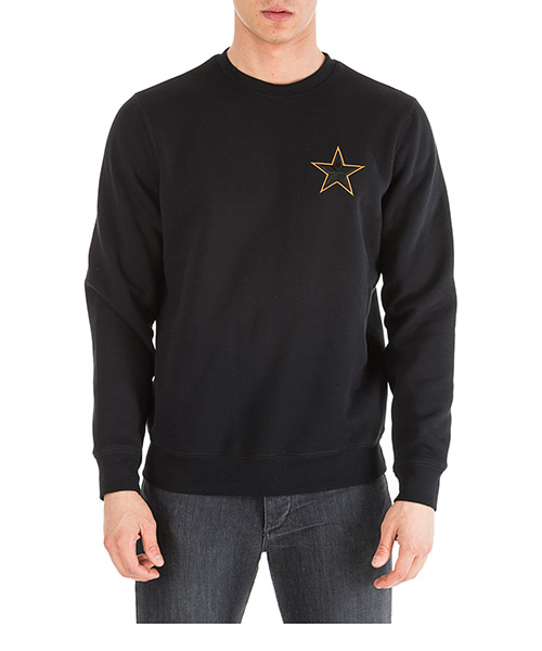 Sweatshirt Emporio Armani 6G1MC81JQPZ0999 nero