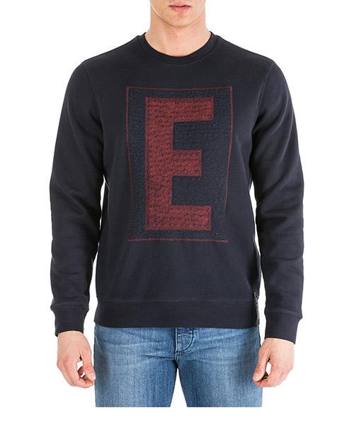 Men's sweatshirt sweat  regular fit