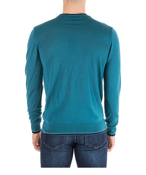 Maglione maglia uomo girocollo regular fit secondary image