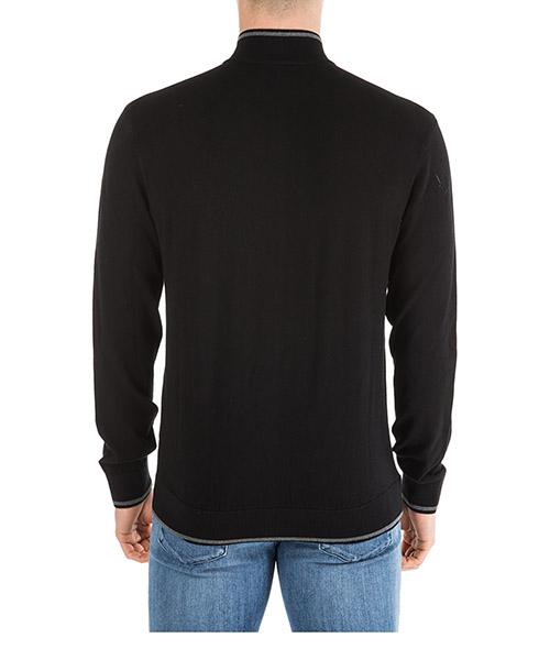 Cardigan maglione maglia uomo regular fit secondary image