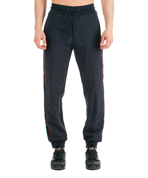 Pantalones deportivos Emporio Armani 6G1P771J36Z0922 blu navy