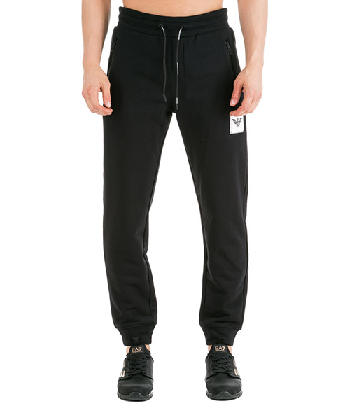 Pantalones deportivos Emporio Armani 6G1P981J36Z0999 nero