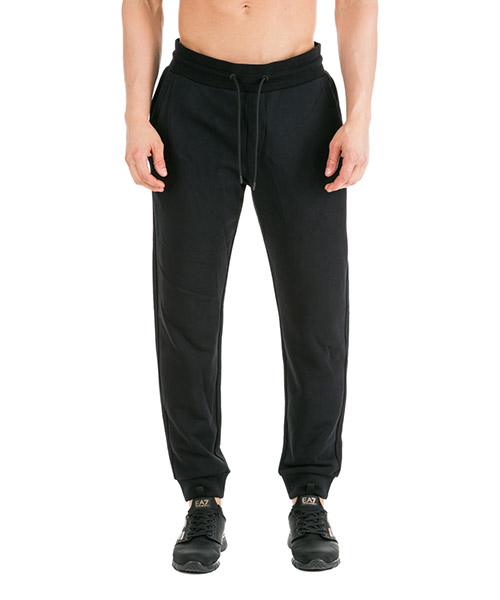 Pantalones deportivos Emporio Armani 6G1PF31J36Z0999 nero