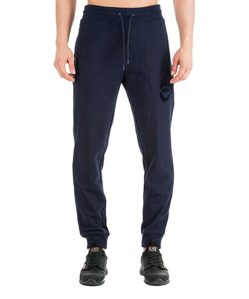 Pantalones deportivos Emporio Armani 6G1PF41J36Z0932 blu