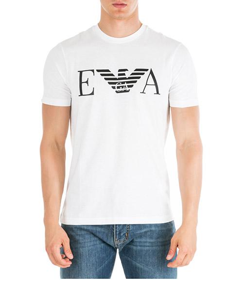 Camiseta Emporio Armani 6G1TC21J00Z0100 bianco ottico