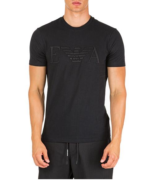 T-shirt Emporio Armani 6G1TC21J00Z0999 nero