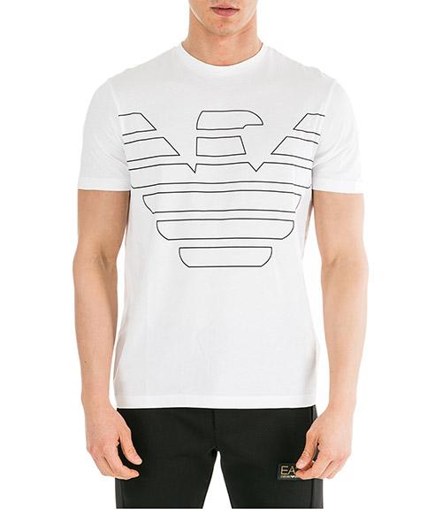 T-shirt Emporio Armani 6G1TC41J00Z0100 bianco