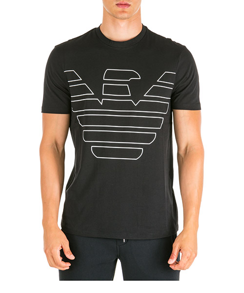 T-shirt Emporio Armani 6G1TC41J00Z0999 nero
